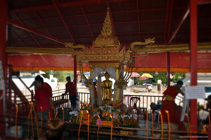 Buda Wat Xieng Thong