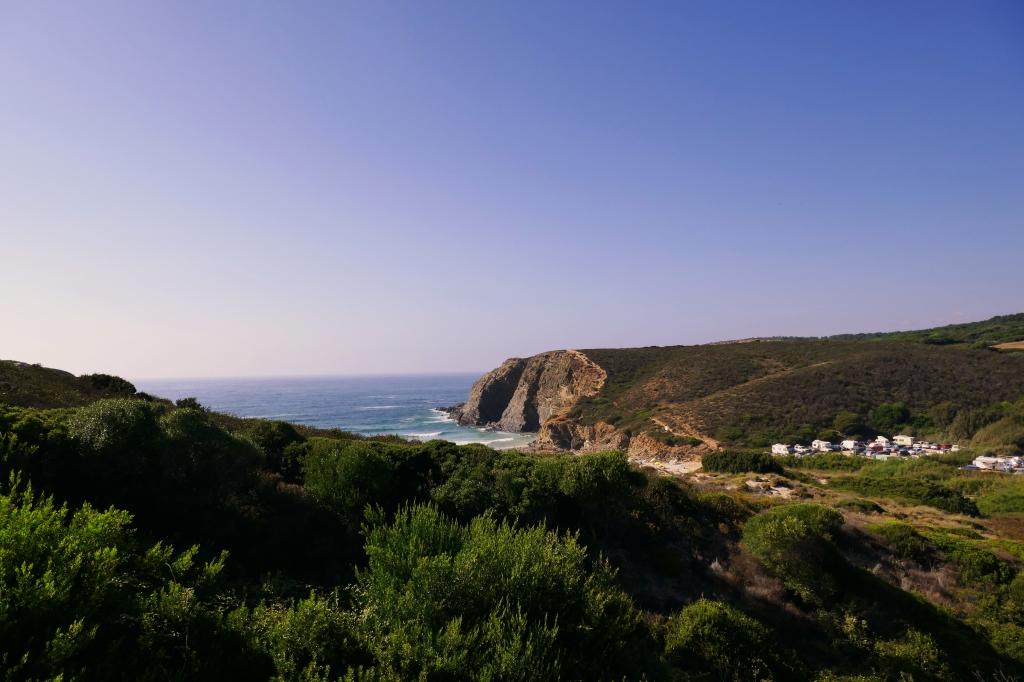 Praia do Carvalhal, Alentejo, Portugal