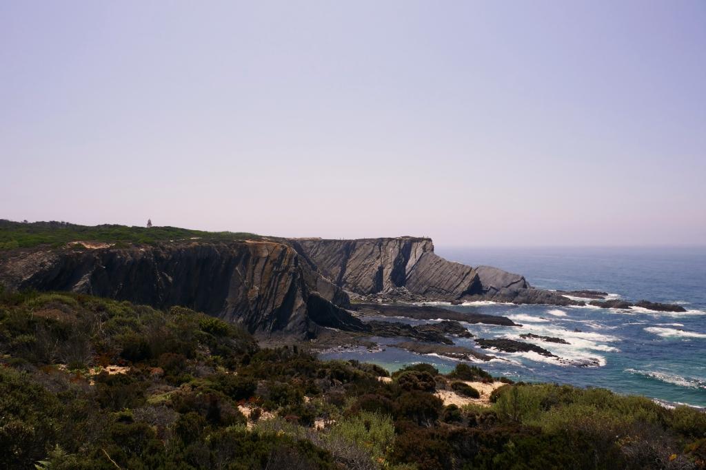Trilho dos Pescadores, Rota Vicentina, Alentejo, Portugal