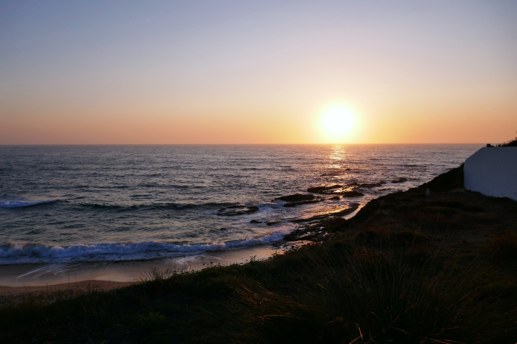 Praia do Almograve, Alentejo, Portugal